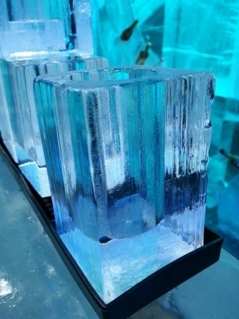 Ice Ice Baby! Give Your Event a Hot Look with this Cool Idea