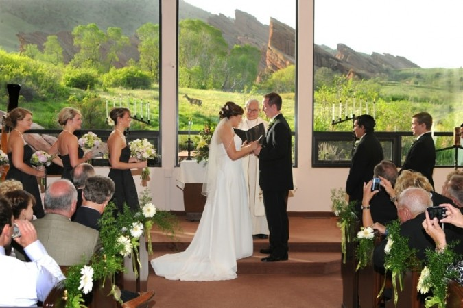 Destination Weddings in Colorado
