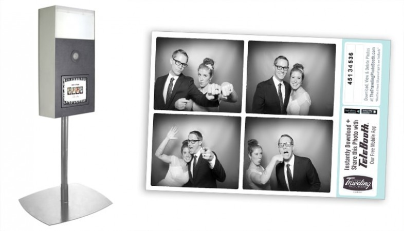 Photo Booth; A Fun Party Favor for You and Your Guests